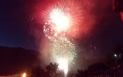 Feuerwerk – Iseltwald 2013
