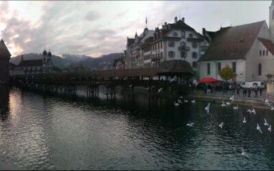 Luzern Altstadt – Kapellbrücke