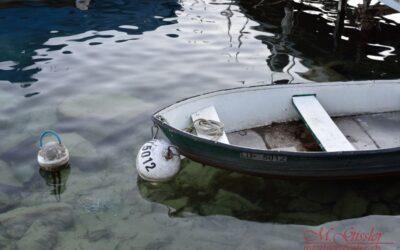 Boot ohne Segel