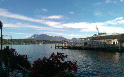 Idyllischer Hafen – Luzern