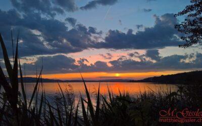 Sempachersee Sonnenuntergang