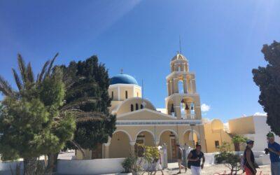 Santorini Oia 2017