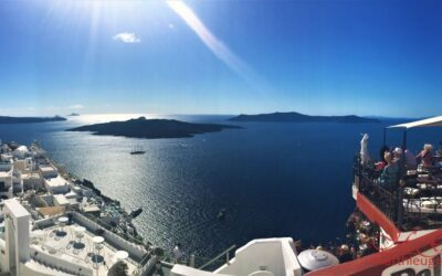Santorini Fira 2017