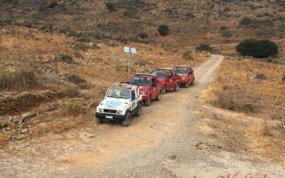 Jeep Safari Kreta 2017