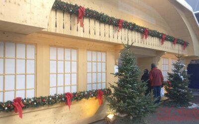 Weihnachtsmarkt Kambly Trubschachen 2017
