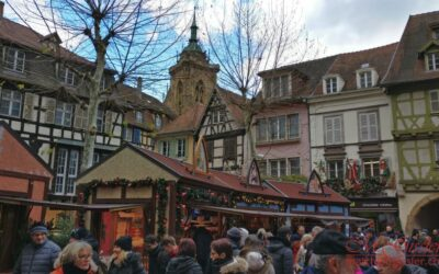 Weihnachtsmarkt Colmar 2017