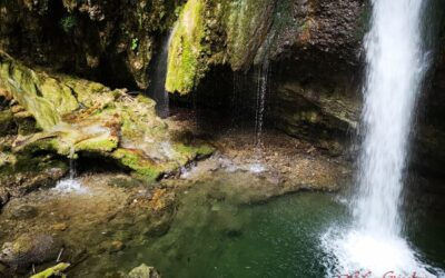 Allgäu 2018 | Hinanger Wasserfall