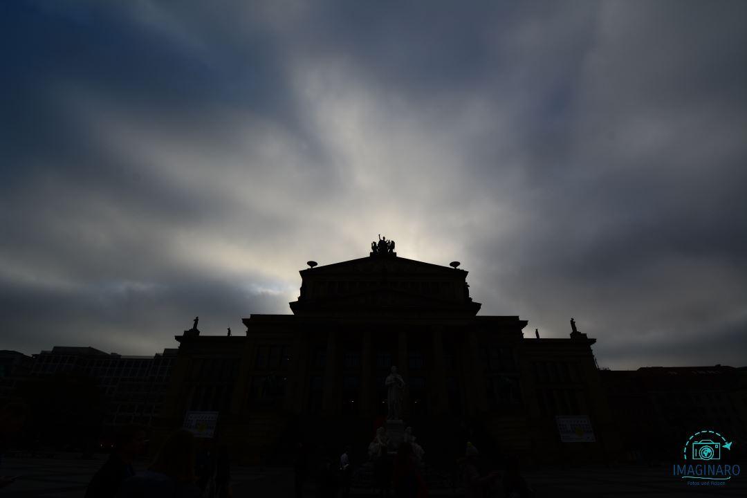 dom und gendarmenplatz