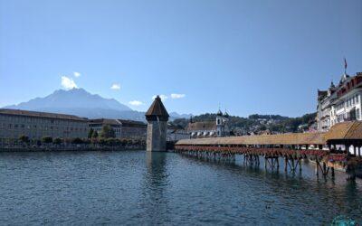 Luzern – Kapellbrücke (2019)